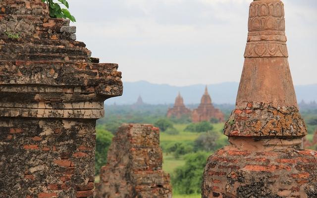Voyage en Birmanie en scooter et mobylette avec une agence de voyage locale