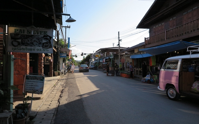 Voyage en Thaïlande en scooter et mobylette avec une agence de voyage locale
