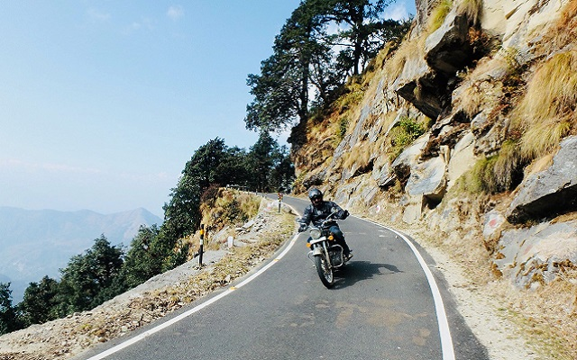 Planet Ride : Motocycle trip in India