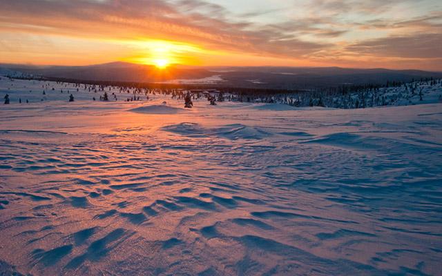 Voyage Laponie avec Planet Ride
