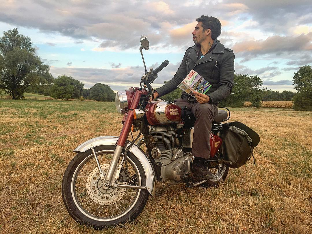 royal Enfield, le routard
