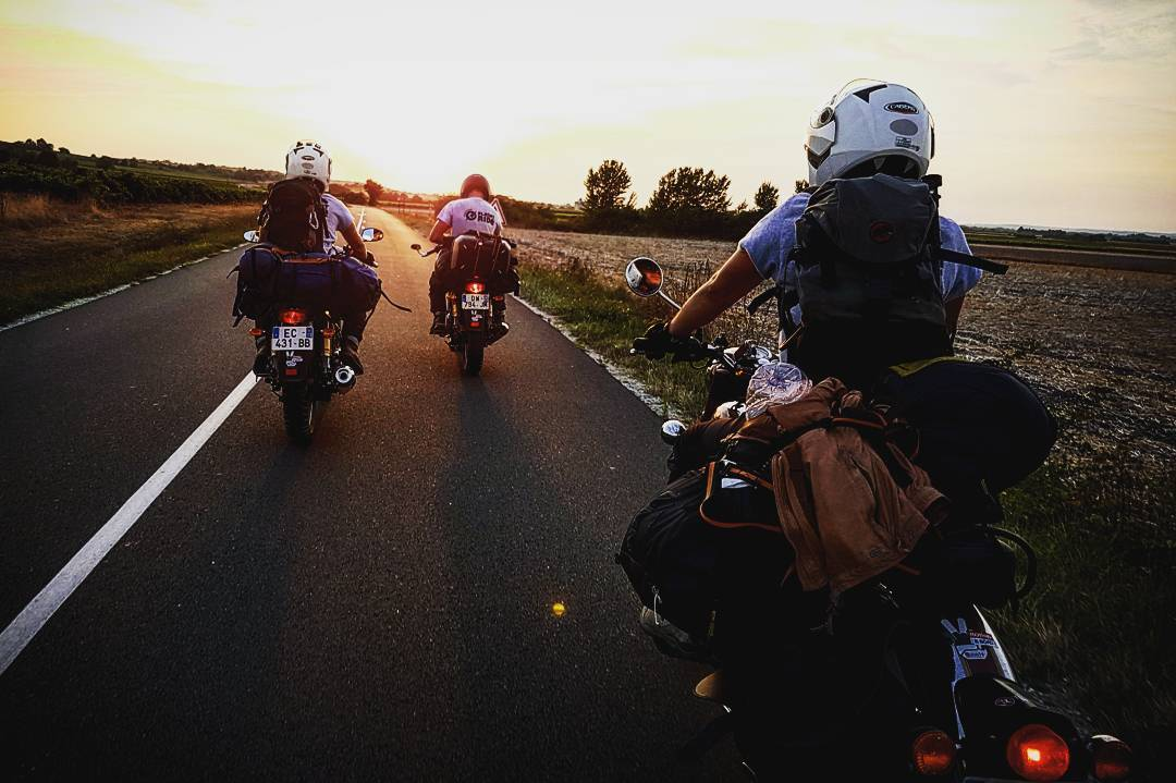 Moto, Royal Enfield, Charente
