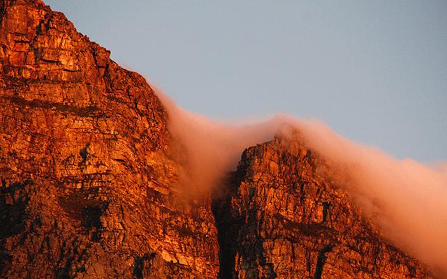 table mountain safari afrique du sud