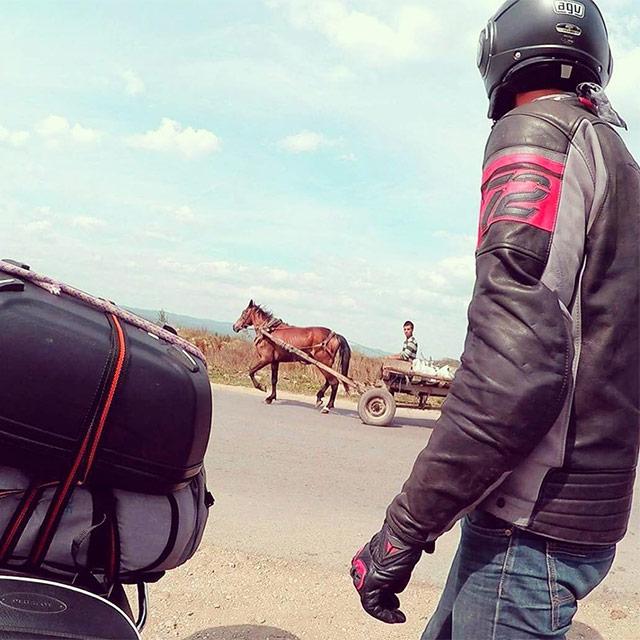 Planet ride django ep 2 break horse adventure