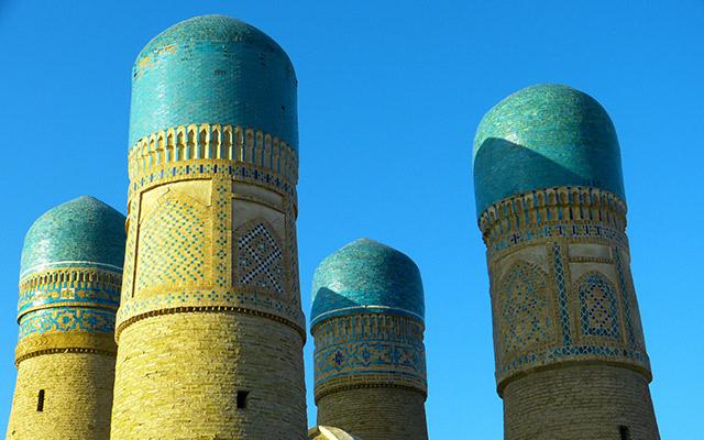 Voyage Ouzbékistan avec Planet Ride