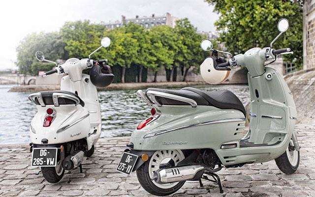 planet ride peugeot scooters django heritage