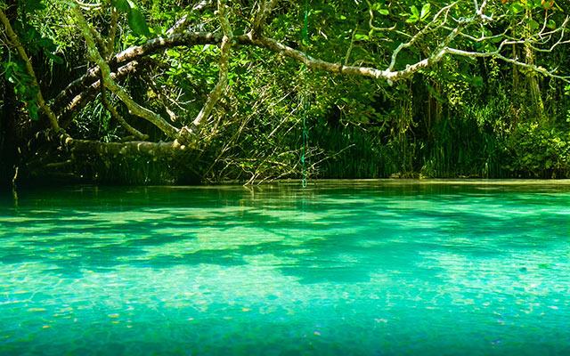 planet ride voyage jamaïque eau turquoise