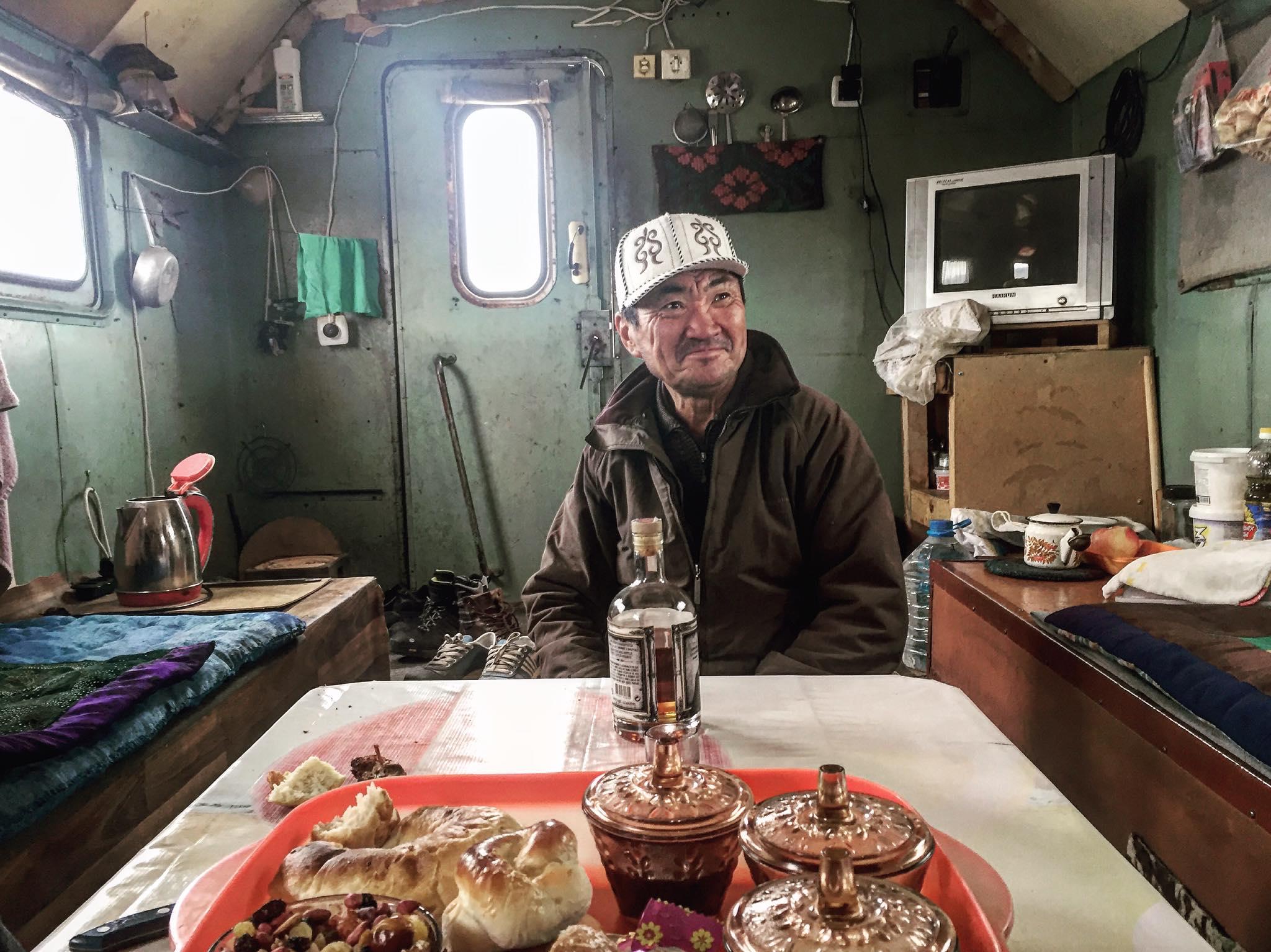 Rencontre - kirghizistan