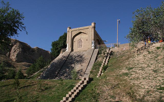 voyage ouzbekistan alentours de samarkand