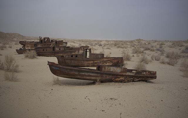 circuit route de la soie cimetiere de bateaux