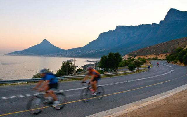 Planet Ride Safar Afrique du Sud et la région du Cap en Polo et à Vélo