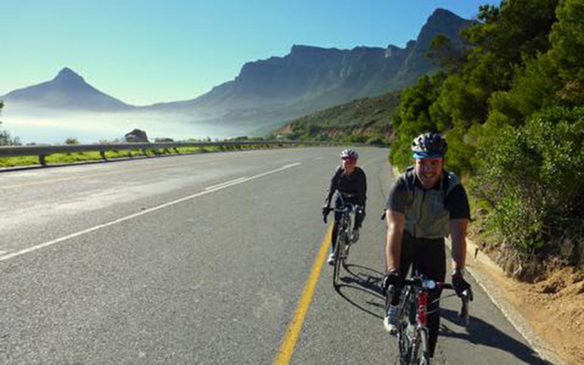 Safari Afrique du Sud le Cap à Vélo