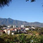 montagne ville san josé