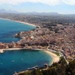 planet ride Castellammare del Golfo italie