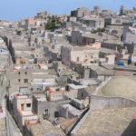 village d'Erice circuit moto italie cote amalfitaine et sicile