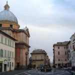 planet ride voyage moto italie Castel Gandolfo