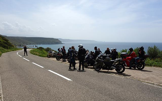 Planet Ride road trip Sardaigne moto jour 8