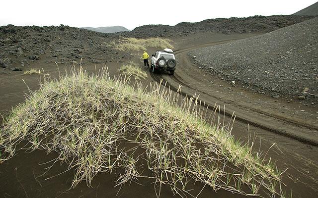 Planet Ride Voyage 4x4 Islande piste 4x4