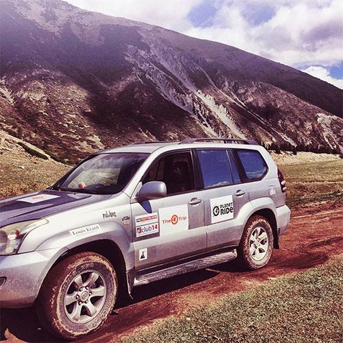aventure 4x4 kirghizistan