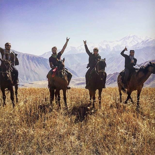 road trip kirghizistan