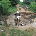 Planet Ride raod trip Laos jour 4