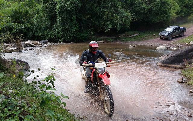 Planet Ride Dernier jour circuit Laos