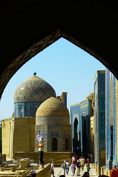 arche voyage ouzbékistan