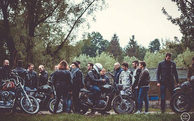 rassemblement motard road trip