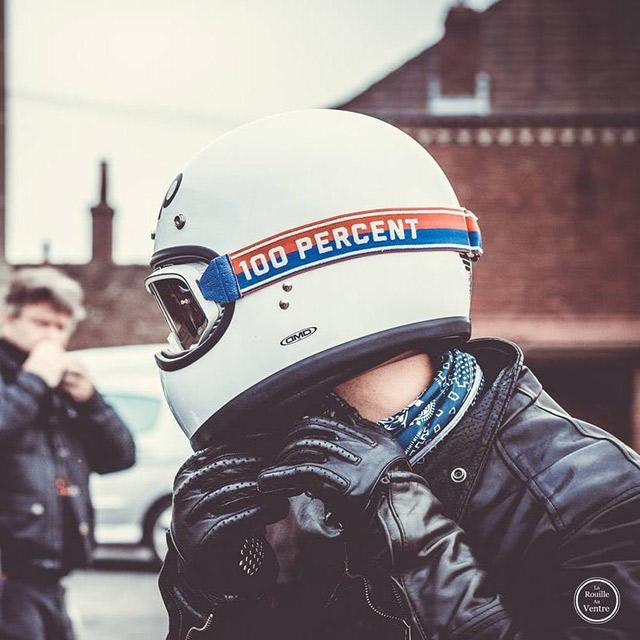 casque moto road trip
