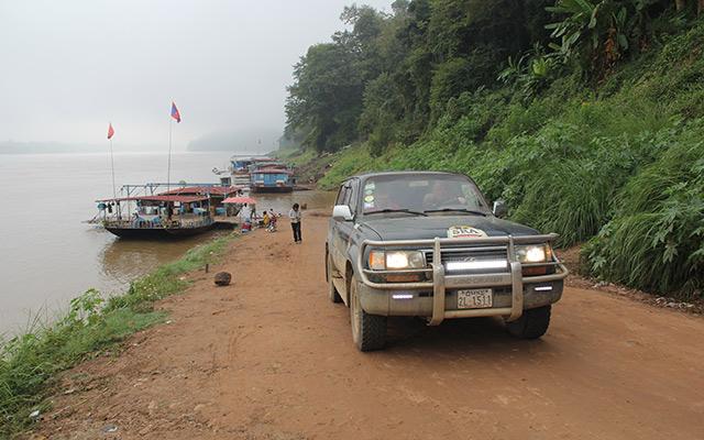 Voyage Mékong 4x4