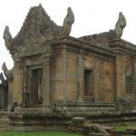 Vieux monuments voyage Cambodge Mékong