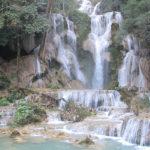 Cascades voyage Cambodge
