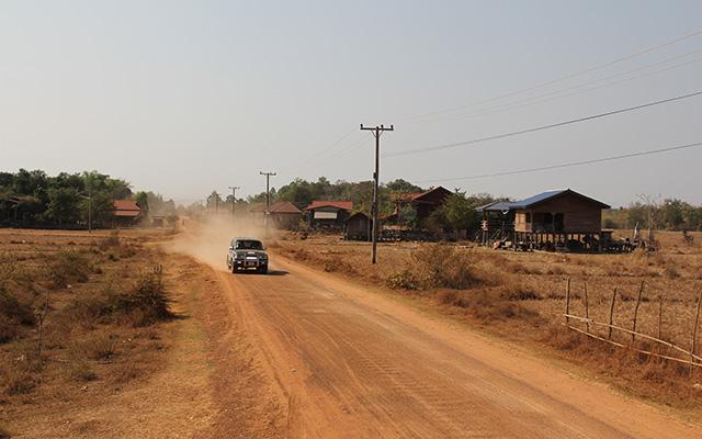 Voyage au Cambodge en 4x4 avec une agence de voyage locale
