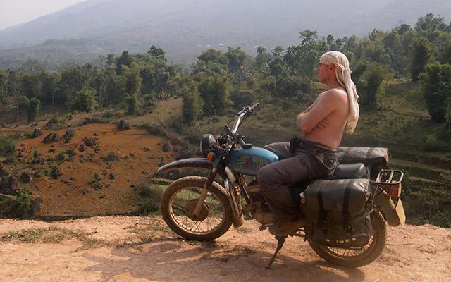 pistes vietnamienne ride Vietnam moto