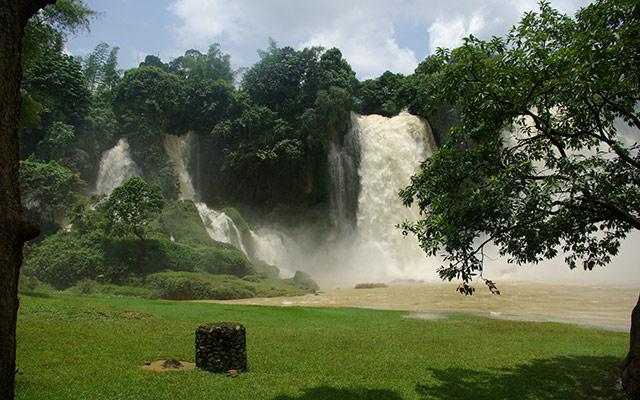 circuit nord vietnam cascades