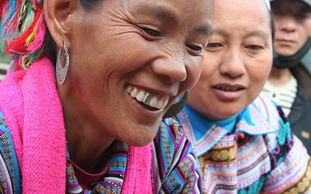ethnies circuit nord vietnam