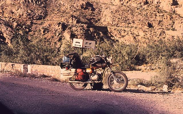 Tour du monde à moto