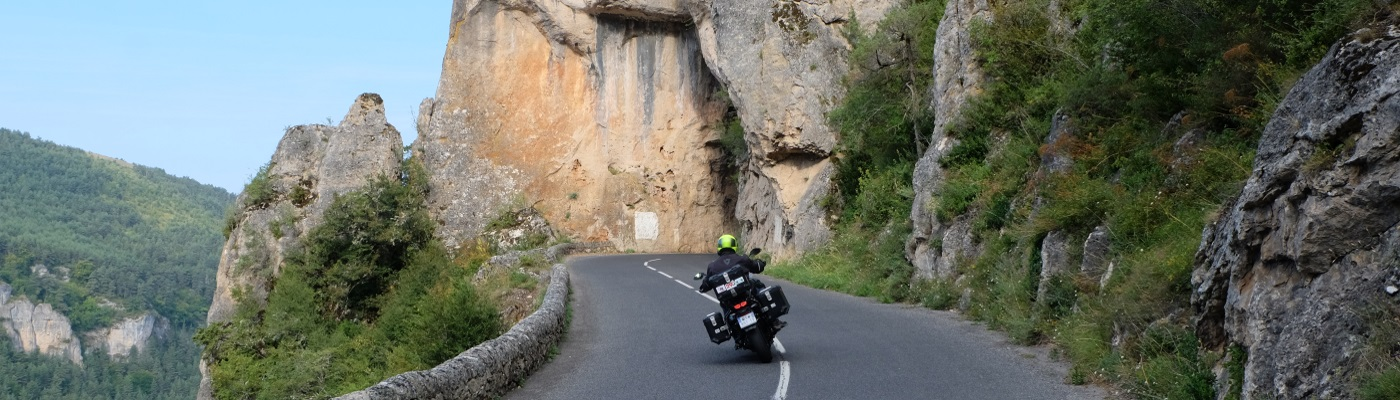 balade moto france