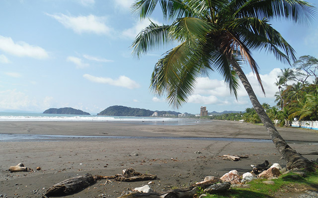 road trip costa rica plage