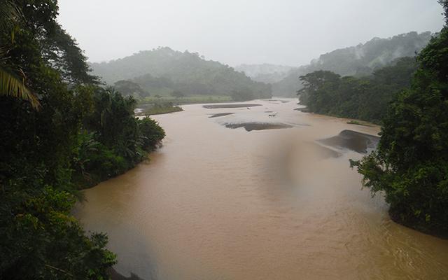 Fleuve costaricain itinéraire costa rica