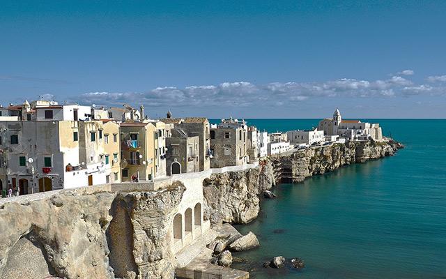 Italy Puglia region