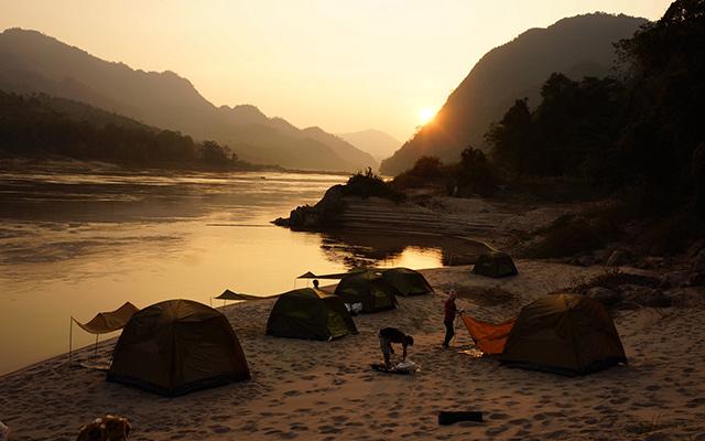 off road Laos adventures
