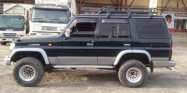 Toyota raid 4x4 Mongolie Prado Planet Ride