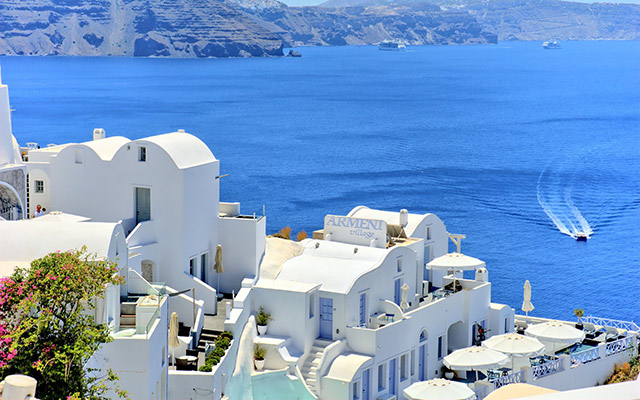 Planet Ride : Tous nos circuits camping-car en Grèce