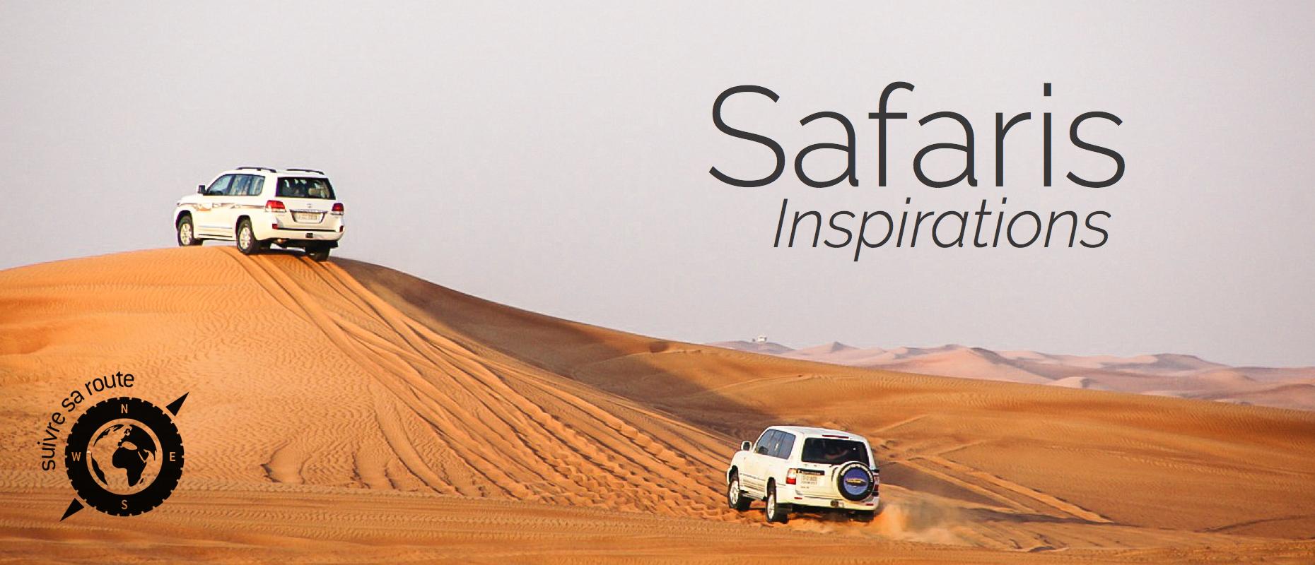 safaris en afrique