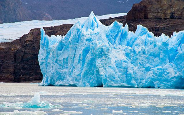 voyage au chili glacier