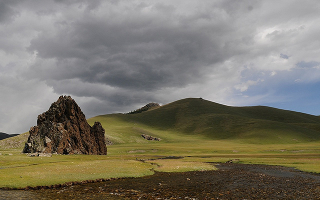 Voyage 4x4 Mongolie