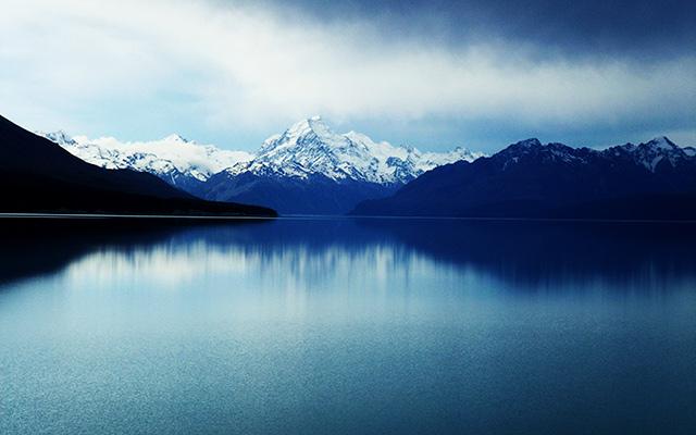 lieu de tournage Seigneur des Anneaux lacs et montagnes de Nouvelle Zélande