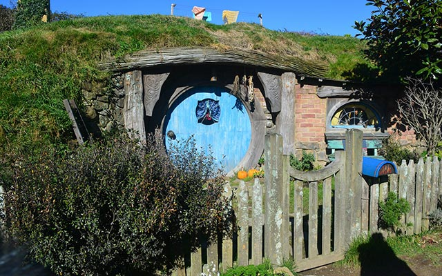 Hobbiton voyage Hobbit