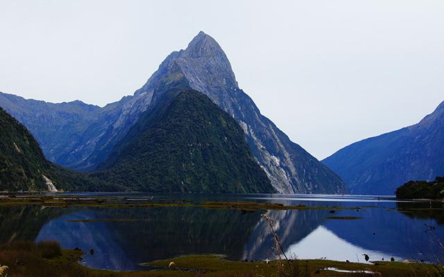 lieu de tournage Seigneur des Anneaux montagnes et lacs